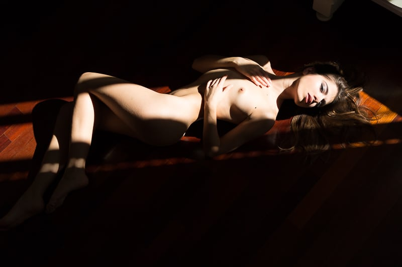 Nude and Lingerie Workshop with Chiara Bianchino